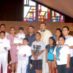 Bautizo de Rusdael, Peter, y luis Garcia