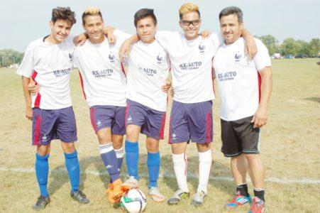 El equipo Herrera