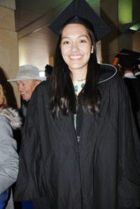 Isabella Griffey, Biomedical Engineering de Madison de madre Mexicana