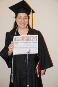 Emilie Edward de Chile, Studies in Education