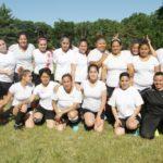 """Real Sociedad"""""""", equipo femenino integrado por entusiastas mujeres que gustan practicar el deporte mas popular del planeta."""