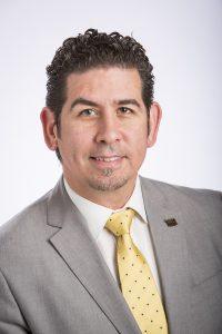 Alberto Maldonado, quien es el nuevo Director Interino del Centro Roberto Hernández en UWM.