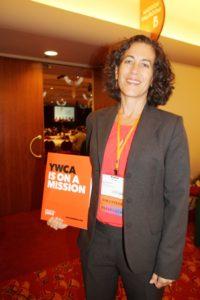 Rachel Krinsky, CEO de YWCA