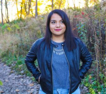 Reportera Rosario Dominguez