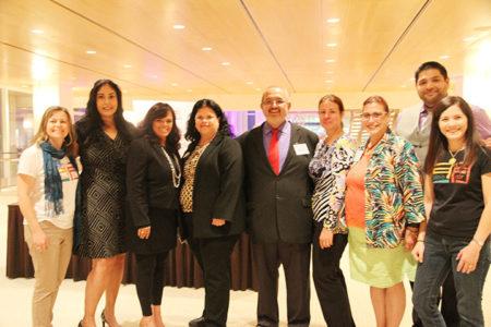 Miembros de la Cámara de Comercio Latina de Dane County