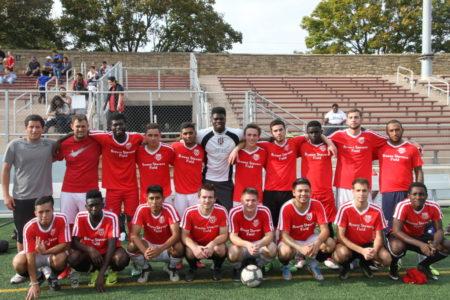 """Equipo Rojo, selección de estrellas """"""""United Futbol Club"""""""