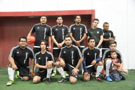 """Watertown"", equipo integrado por latinos solamente."