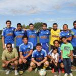 """""""Deportivo Cristal"""", integrado por peruanos, mexicanos y anglos."""