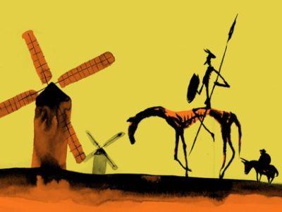 Quijote color