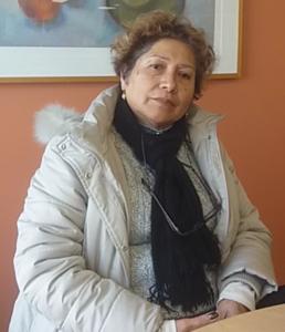 Ana Bueno, del Perú estudiante de Inglés