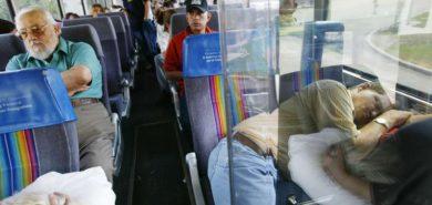 Agentes de inmigración  estarían abordando  buses interestatales