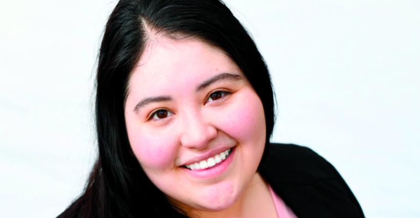 Nancy Jessenia Gómez cambió de  vocación cuando escuchó a su  corazón - Ahora ayudo a jóvenes y familias, ahora soy más feliz.