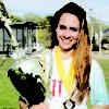Diana García de Cali, Colombia, gana campeonatos por más de una década en Madison.