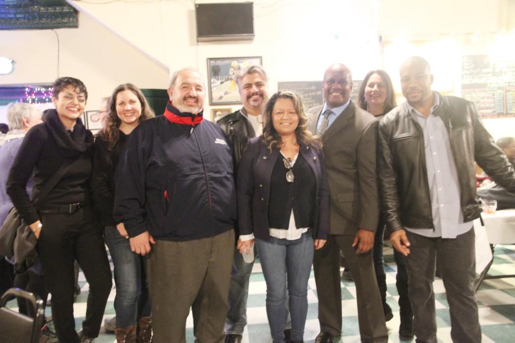 Gloria Reyes se postulara para la Junta Escolar de Madison