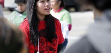 DACA abre las puertas a futura maestra y especialista en leyes – Abril Moreno Casa es la voz joven de La Voz de La Frontera en Madison