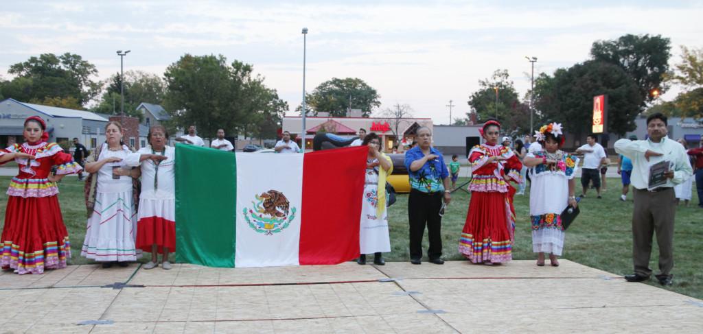 COFEMEX  y el XV Festival de la Independencia de México en Labor Temple