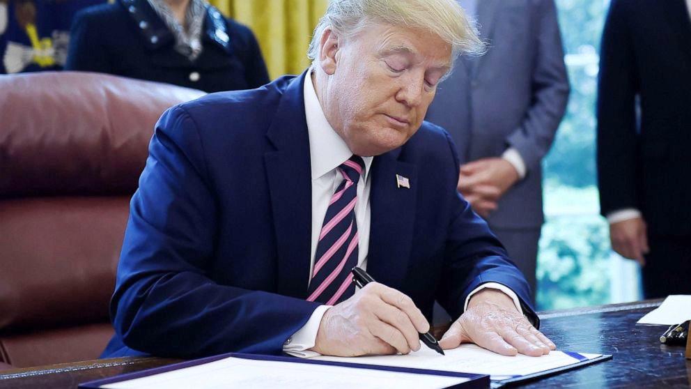 Donald Trump Presidente USA