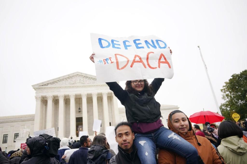 """dreamers"", DACA"