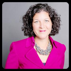 Rebecca Valcq, presidenta de PSC