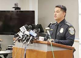 Alfonso Morales exjefe de policia de Milwaukee