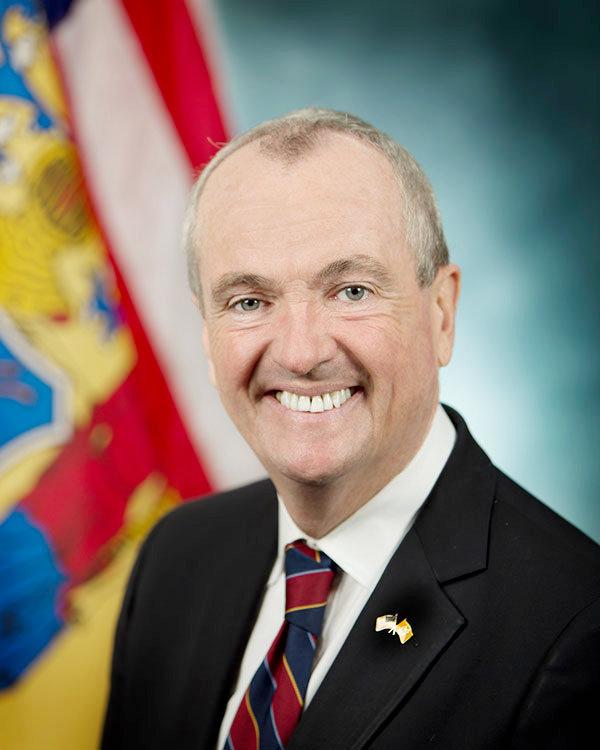 Phil Murphy, Gobernador de New Jersey