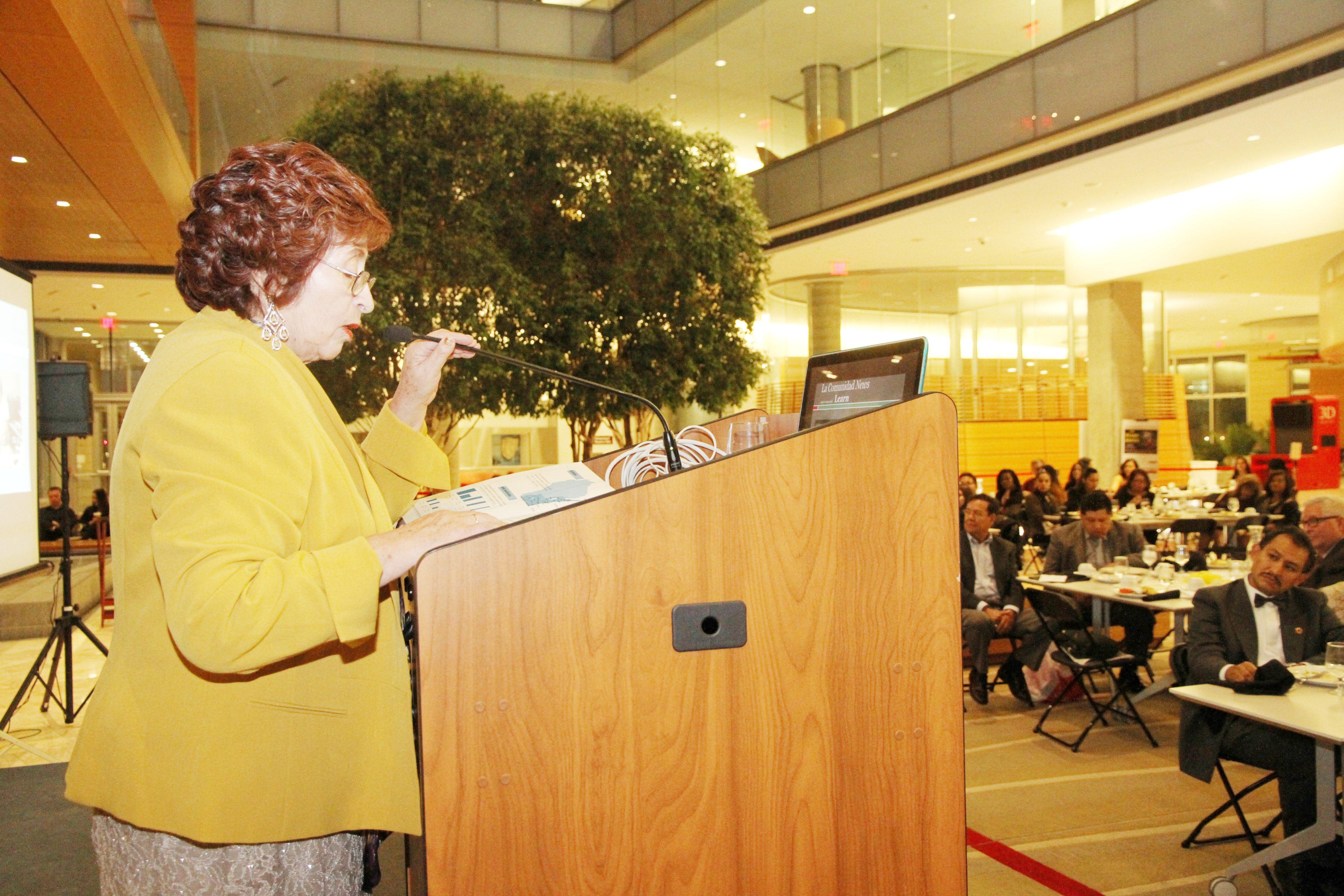 Gladys Jimenez-Viscarra de LCNews