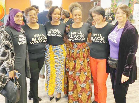 Progress Center for Black Women Members