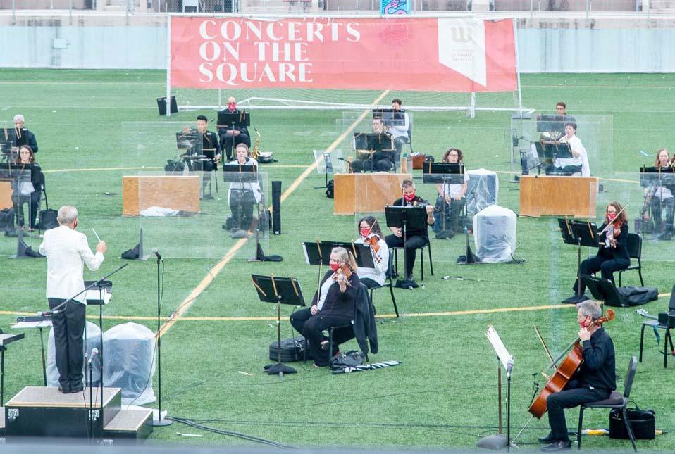 Orquesta de Cámara de Wisconsin dará conciertos y será en Breese Steven Field