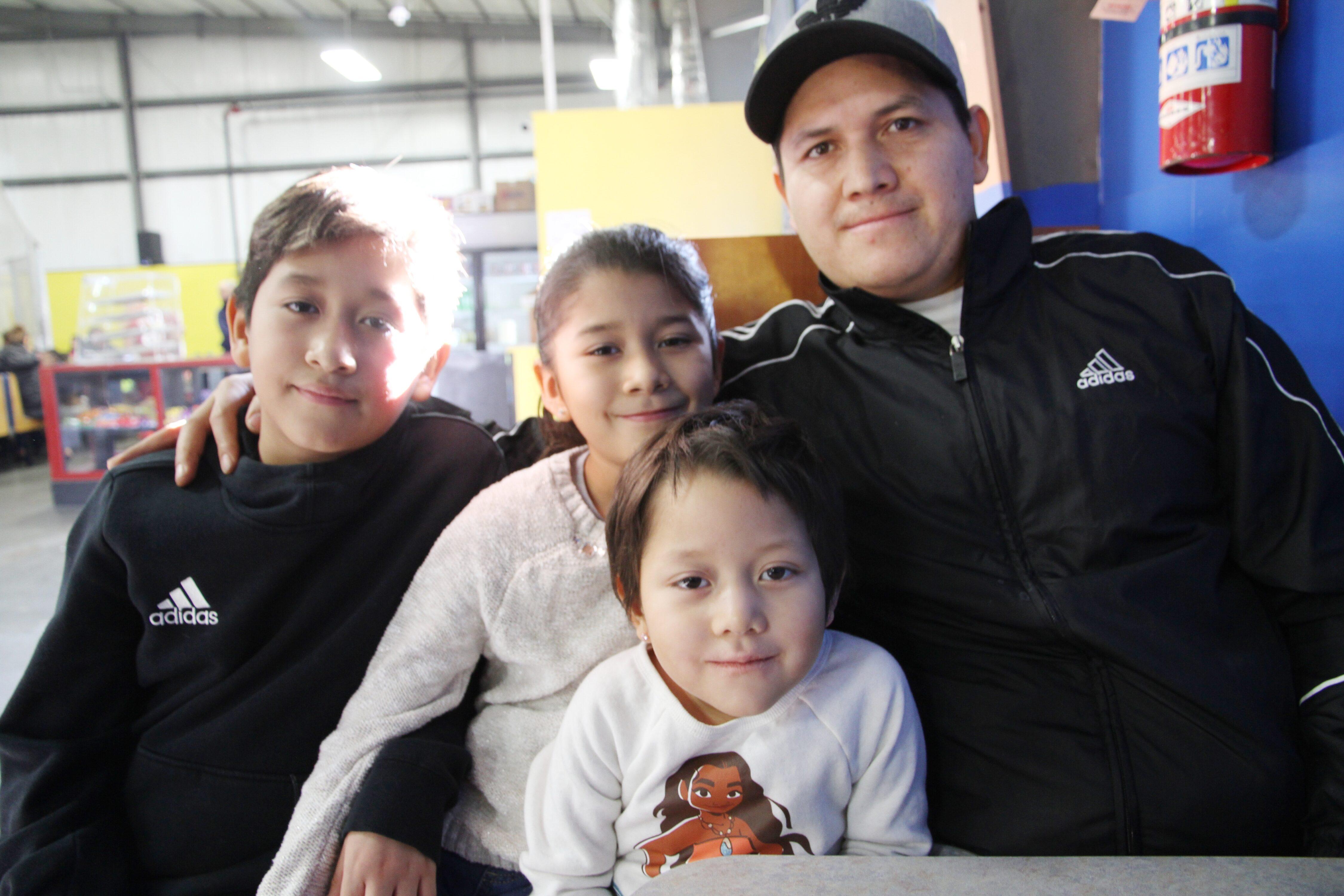 """Federico Gonzales del equipo Latino """"Toril"""" de Madison"""