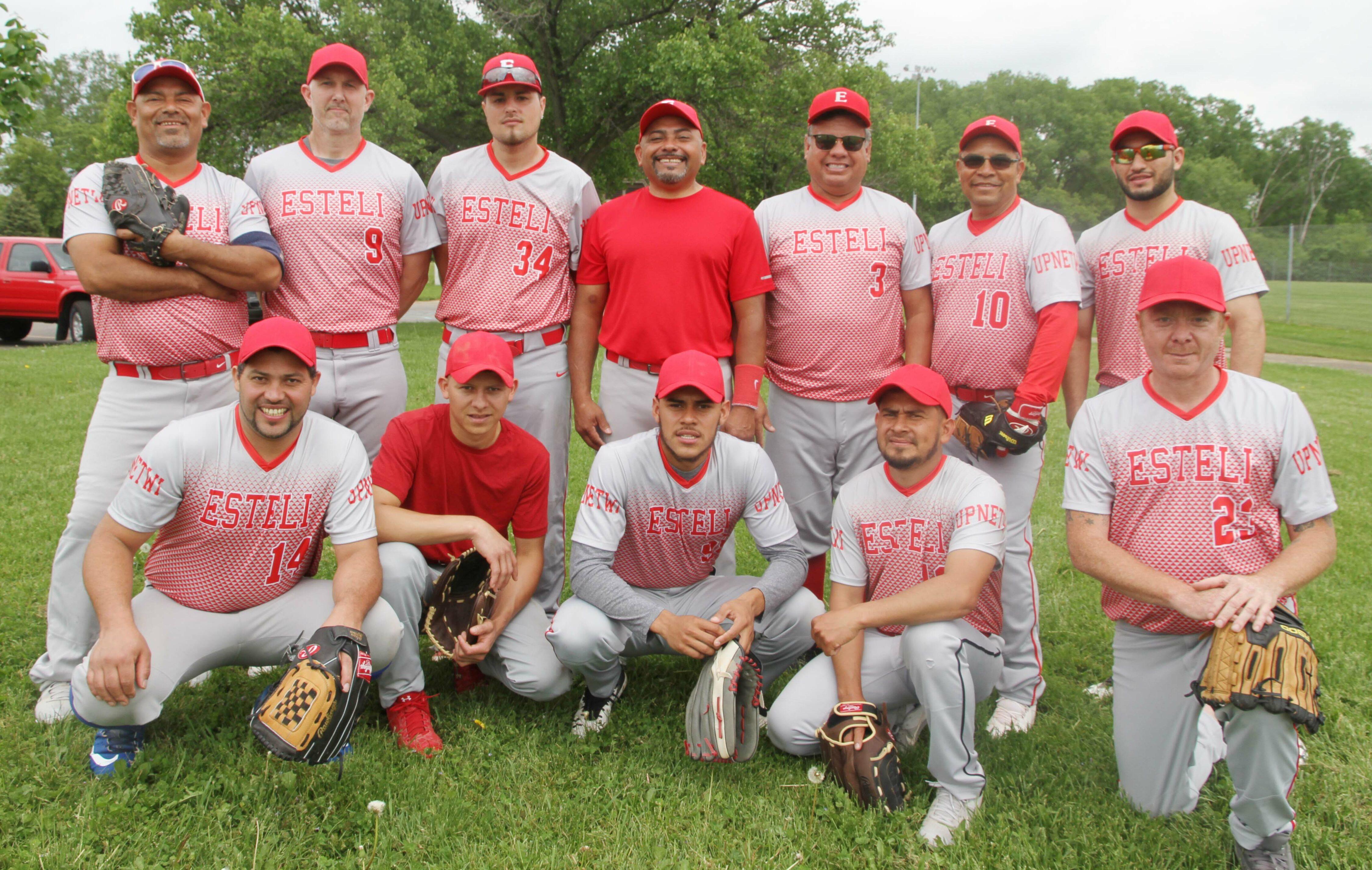 Continúan los juegos en la Liga Latina de Béisbol de Madison