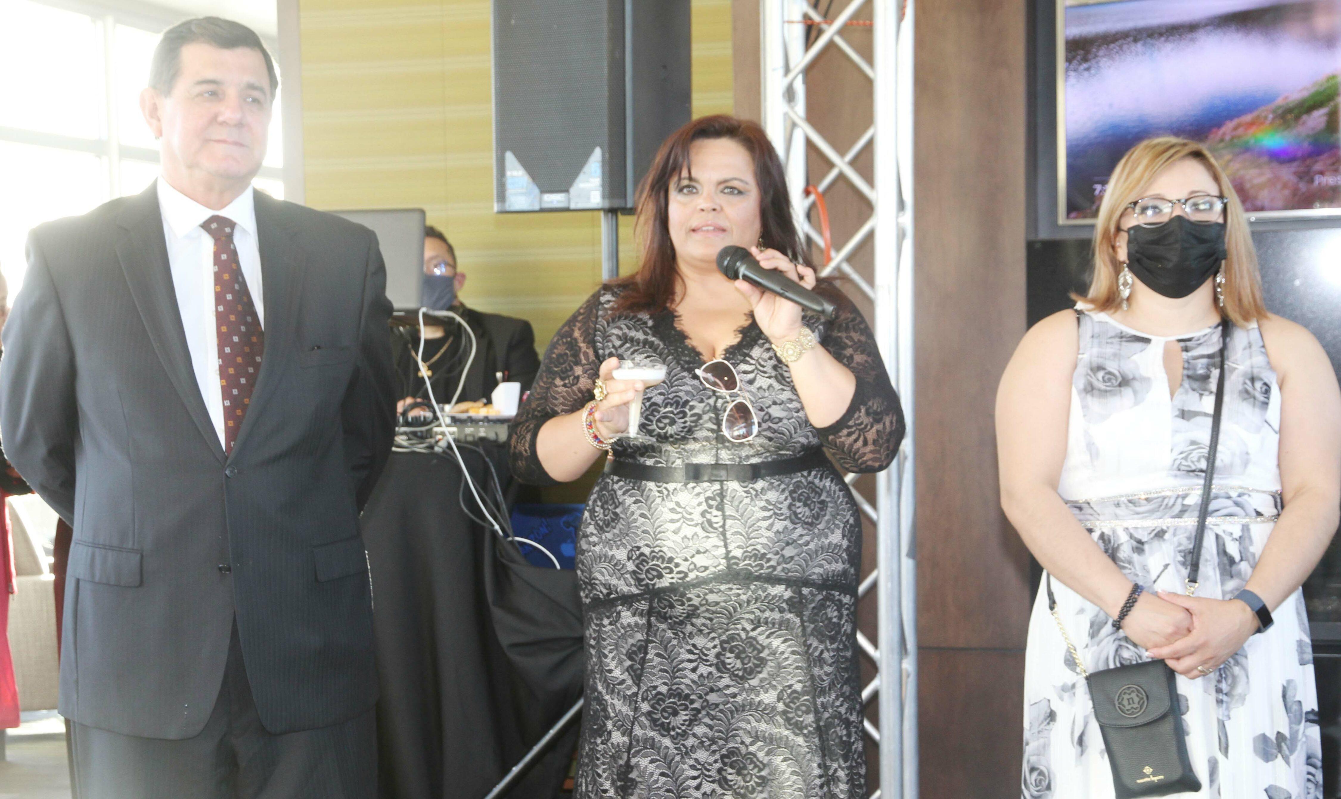 Cámara de Comercio Latina de Dane county celebró su gala virtual 2021