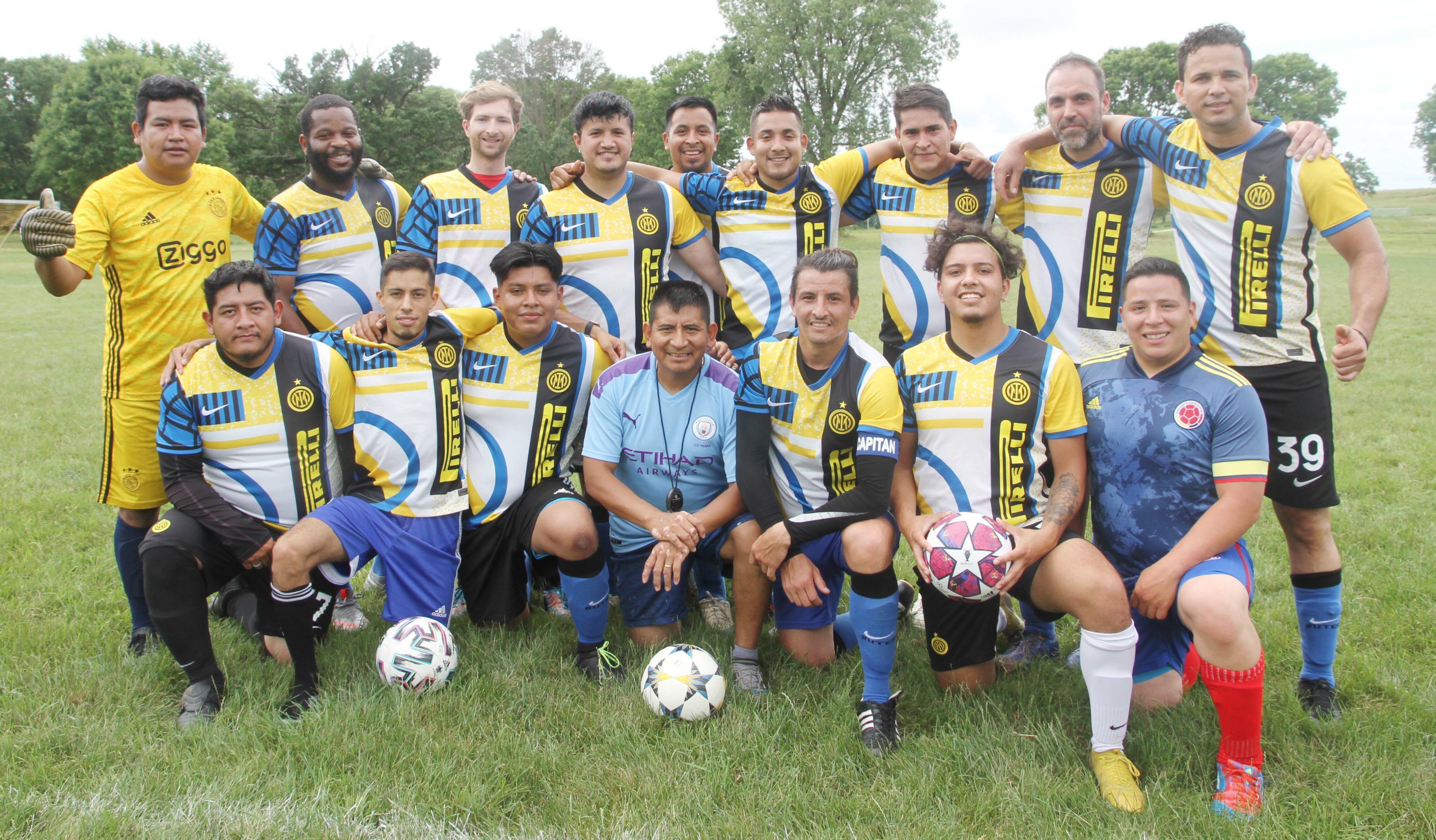 Torneo de Verano de la Liga de Latinos y Latinas de Madison