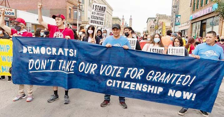 Los demócratas deben abrazar plenamente los derechos de los inmigrantes