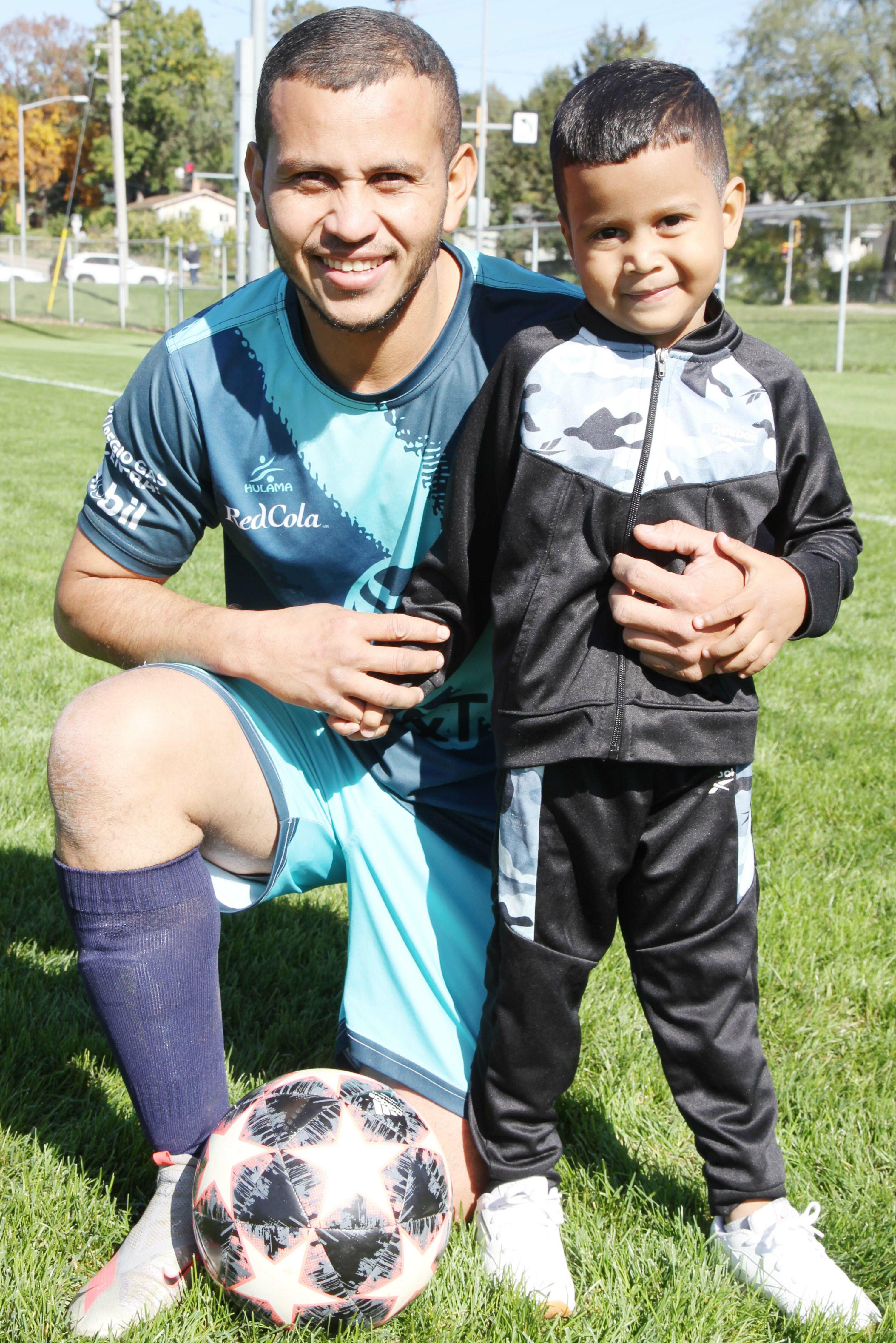 Al catracho Duarte el ser goleador de un equipo de fútbol le llevó al éxito personal