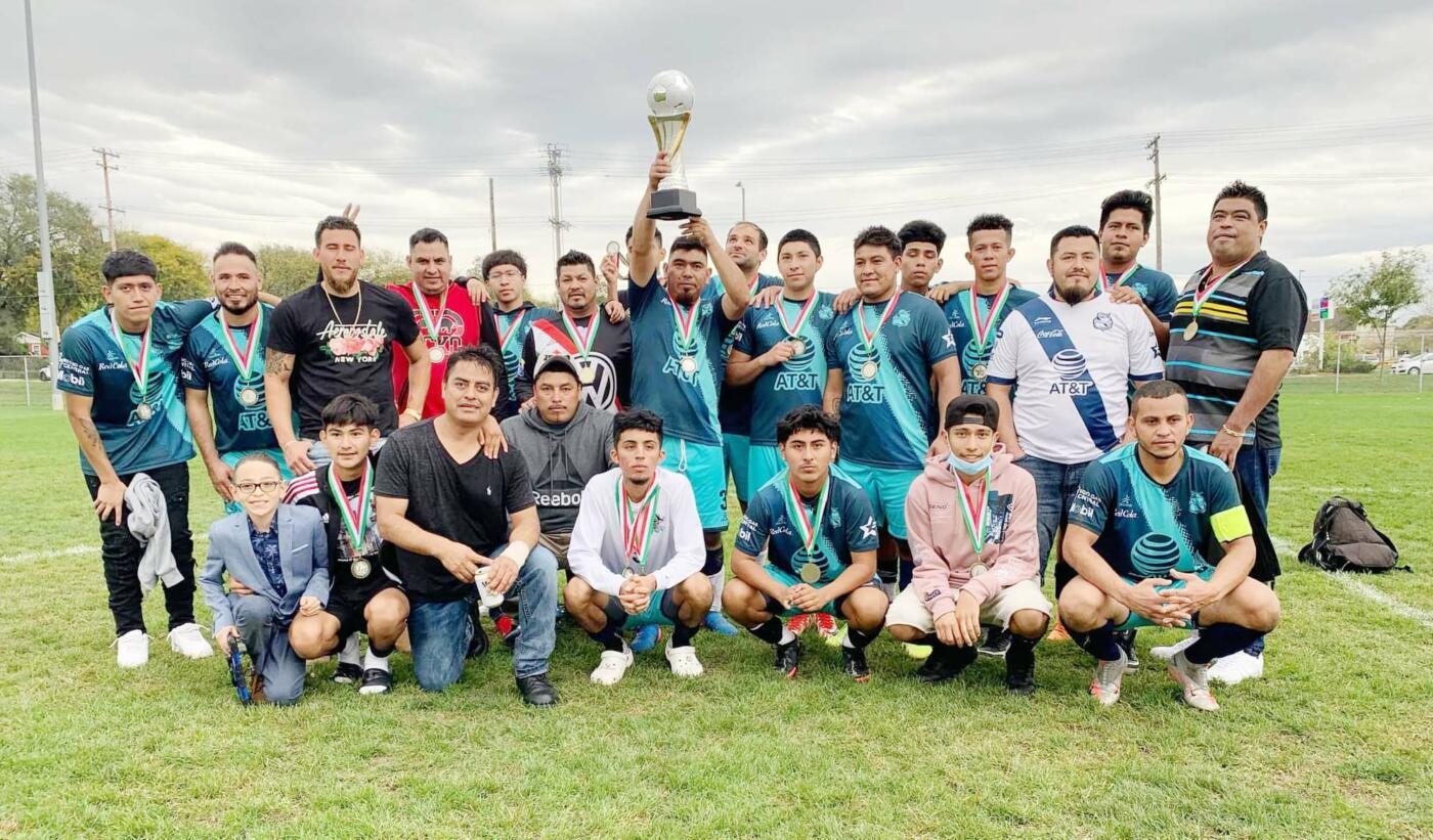 En la Liga de Latinos y Latinas terminó el torneo verano 2021